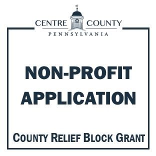 CRBG Non-Profit Application