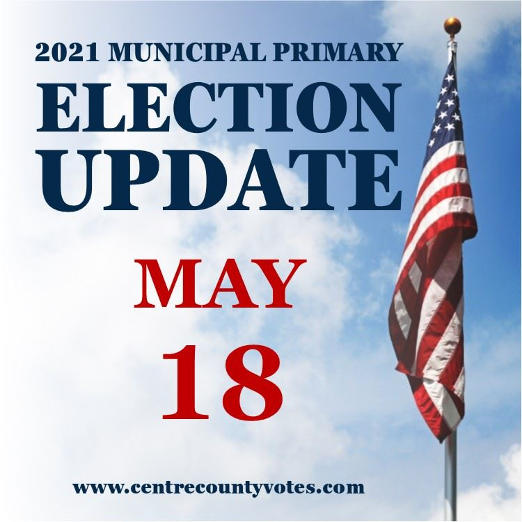 2021 Primary Election Update
