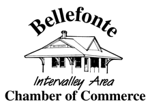 Bellefonte Intervalley Area Chamber of Commerce Logo