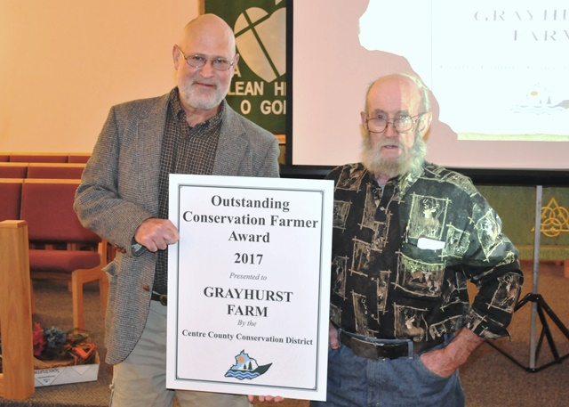 Conservation Farmer Award