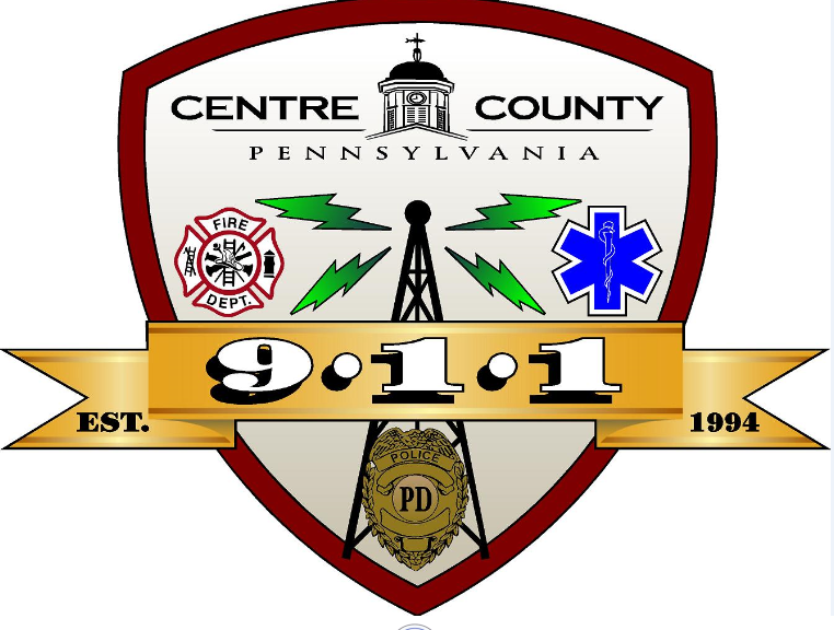 Centre County, Pennsylvania 9-1-1