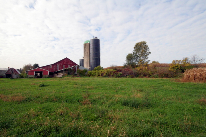 Spring Township Farm Photograph